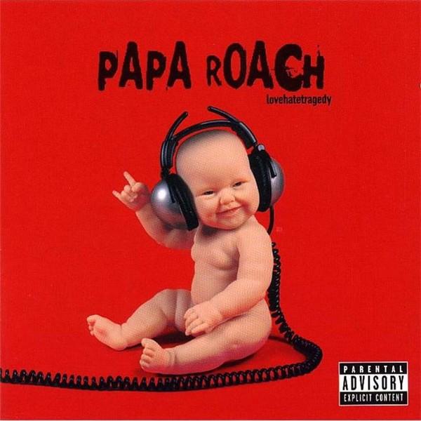 Papa Roach + новый альбом